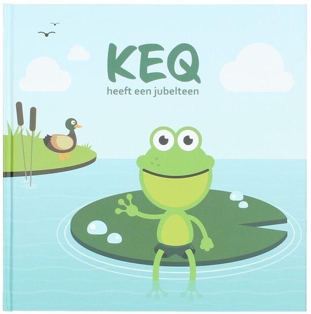 Keq (een kinderboek met ook een goed voorleesritme)